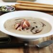 Parsnip, Potato and Cannellini Bean Soup (Pepper)