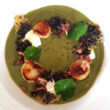 Alison-Victor_Split-Pea-Soup-with-Bacon-Scallops_Quinoa-and-Black-Lentil-Parmesan-Crisps
