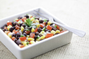 quick and easy four bean mix salad recipe by mckenzie's