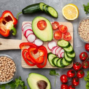 The Power of a Plant-Based Diet for a Healthy Gut