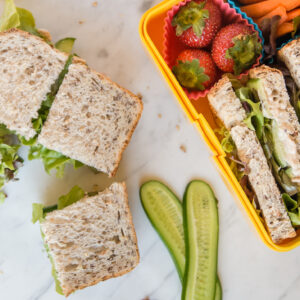 The Best Tuna Mayo Sandwich
