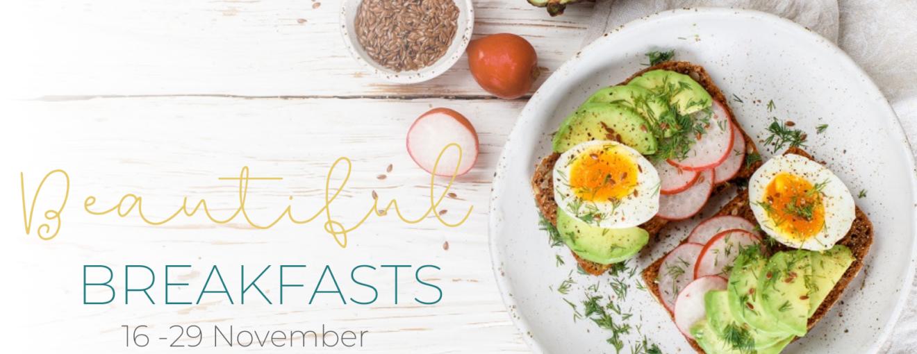 Beautiful Breakfasts – Website 2