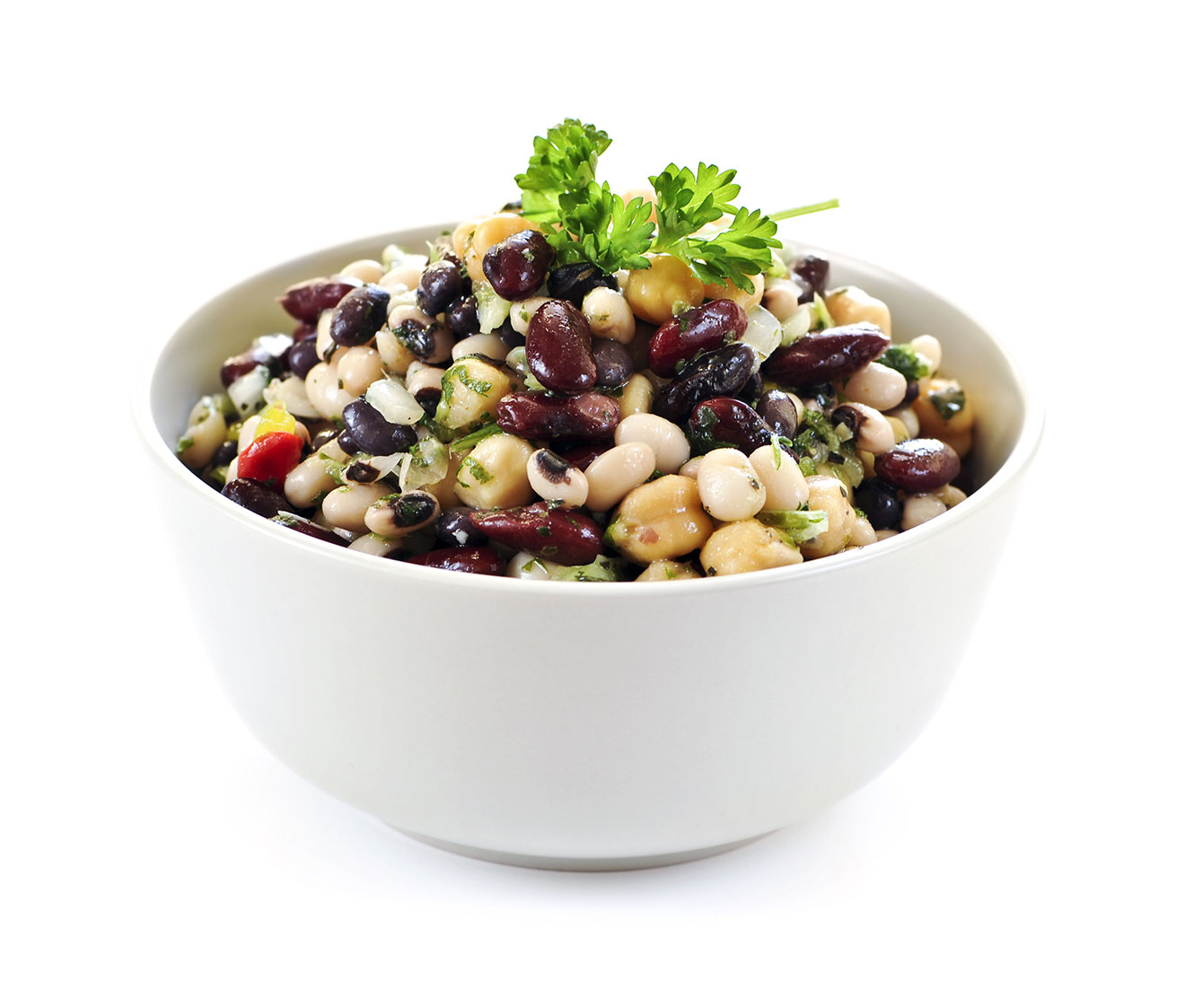Enjoy legumes at least 2-3 times each week