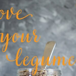 Love your legumes with our NEW e-book!