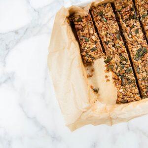 Heart-Loving Granola Bars