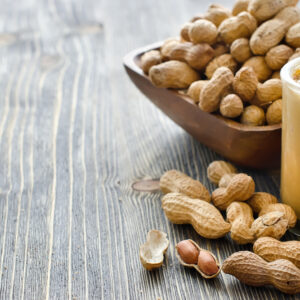 Did you know, peanuts are actually a legume?