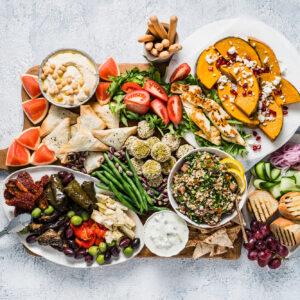 Mediterranean Grazing Platter