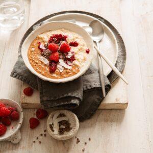 Lamington Porridge
