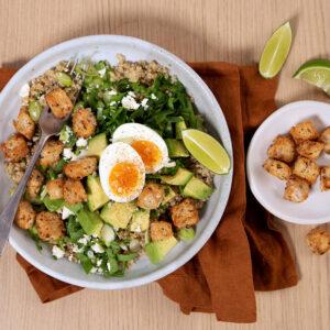 Green Genius Breakfast Bowl