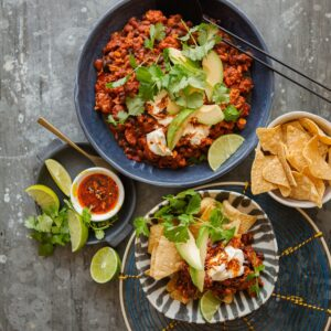 Mexican Oat Bowl