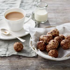Oatmeal Protein Energy Balls