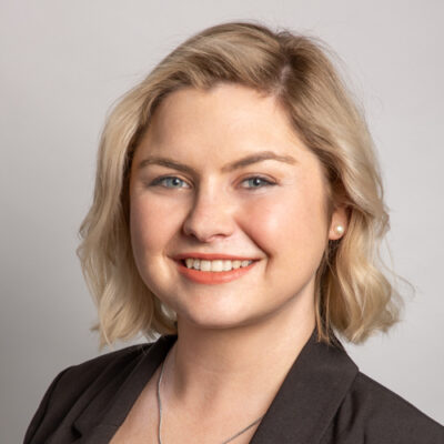 Charlotte Strand Marketing Manager headshot