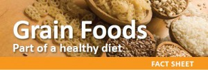 Grain Foods - Part of a Healthy Diet