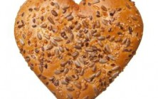 Grains and heart health consumer compressed