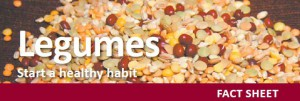 Legumes - Start a healthy habit