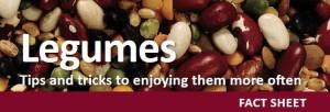 Legumes Tips & Tricks